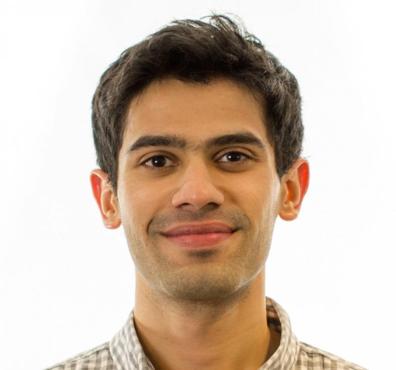 Photo of Assistant Professor Nisarg Shah
